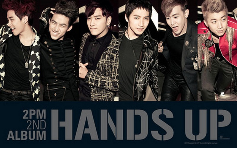 "2PM ""HANDS UP"