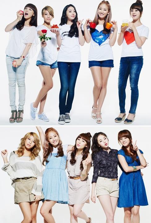"""Wonder Girls يكشفون عن MV أغنية """"K-Food Party"""" .!!!  201112_wondergirls"""