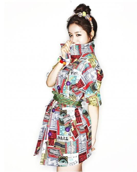 Hyeri عضوة Girls Day ظهرت كممثلة لأول مرة .!!! 229